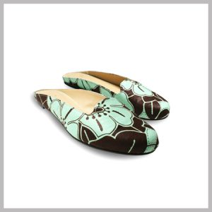 AYRA FLATS LIGHT GREEN