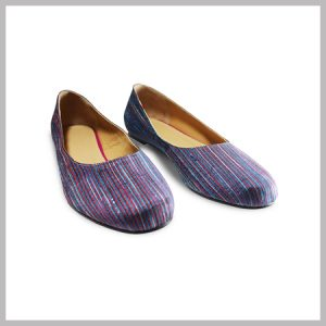 SALEHA FLATS (PURPLE)