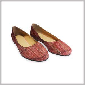SALEHA FLATS ( RED )
