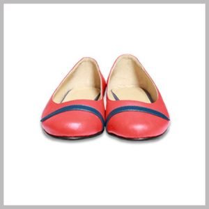 SOPHIE FLAT (RED)