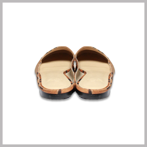 AYRA FLAT (TREE BARK BROWN)