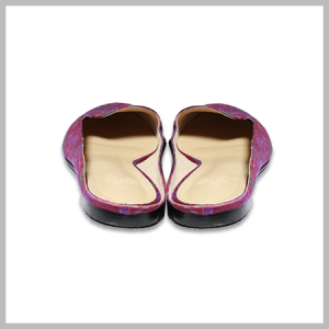 AYRA FLAT ( SONGKET PURPLE )